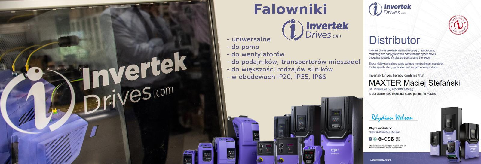 Falownik INVERTEK DRIVES