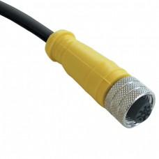 Kabel M12 4-pin żeński